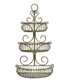 Look at this Tremblay Wall Planter on #zulily today!