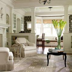 Half Column Home Design Ideas, Pictures, Remodel and Decor