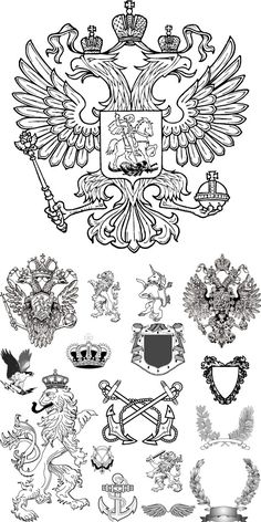 Family Crest Symbols, Page Boarders, Griffin Tattoo, Tattoo No Peito, Lion Wallpaper, Crests, Star Wars Art, Monogram Letters, Coat Of Arms