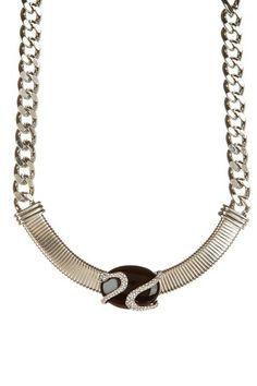 Snake Collar Necklace by Bansri on @HauteLook