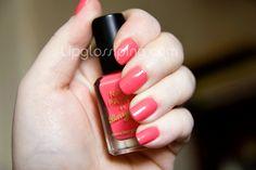 NOTD – Barry M – Pink Flamingo