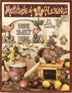 Multitude of Blessings - Crista Seibal - Picasa Albums Web