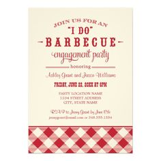 """Discount Deals Wedding Engagement Party Invitation   """"I Do"""" BBQ so please read the important details before your purchasing anyway here is the best buy"""
