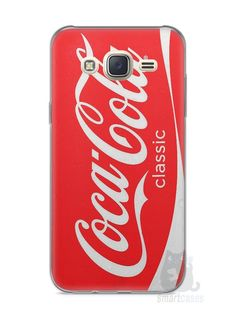 Capa Capinha Samsung J7 Coca-Cola - SmartCases - Acessórios para celulares e tablets :)