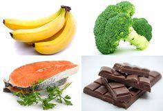 Alimentos que te ayudarán a sentirte más saludable 'esos días'