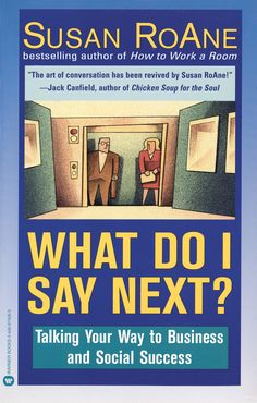 If you have ever wondered how to keep a conversation going, this is the book for you (or your friends).