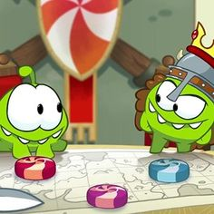 Does Om Nom have what it takes to join the Knights of the Candy Table? Find out in this sweet episode of Om Nom Stories. Share this video http://youtu.be/Udl3ySiu2t4 with your friends and let the medieval times roll! * iPhone or iPod touch: http://itunes.apple.com/app/id608899141 * iPad:  http://itunes.apple.com/app/id608901634 * Google Play: http://play.google.com/store/apps/details?id=com.zeptolab.timetravel.paid.google #cuttherope #time #travel #omnom #cute #green #little #monster #love…