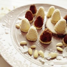 Christmas Candy, Christmas Cookies, Gluten Free Baking, Low Carb Diet, Sweet Recipes, Ham, Cheesecake, Vegetarian, Sweets