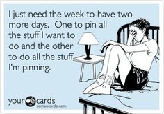 2 days only :-( #pinterest #humor