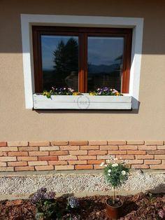 Fasáda - Inšpirácie | Modrastrecha.sk Windows, Inspiration, Biblical Inspiration, Inspirational, Ramen, Inhalation, Window