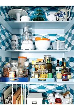 How To Organize Your Most Cluttered Spaces  using gift trays and boxes and baskets