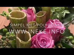 Simpel met polygonum, Easy with polygonum