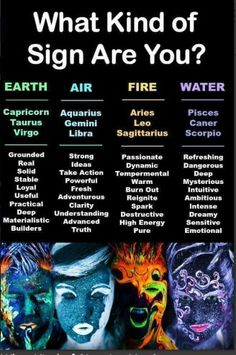*Capricorn.. *Earth *Grounded *Real *Loyal