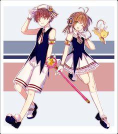 Shaoran And Sakura / #anime