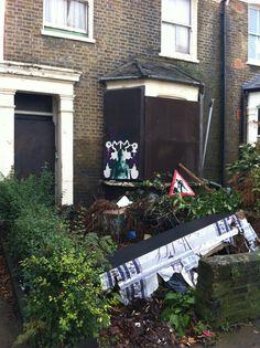 Empty house Ashmead Road St Johns