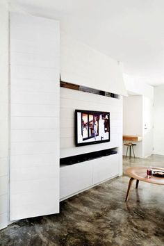 7 out-of-the-box ideas for your TV console | Home & Decor Singapore TV console cum storage space