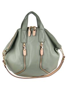absolutely love this purse. The color, the contrast hardware, the convertible short and longer strap.