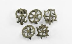 Roman Openwork Brooch Collection