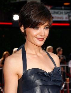 Katie Holmes - my current hairstyle