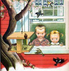 AJ Arndt Books Blog: The Illustrations of Eloise Burns Wilkin
