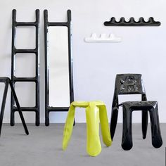 Kamm / by Oskar Zieta Stool, Furniture, Live, Design, Home Decor, Decoration Home, Room Decor, Home Furnishings