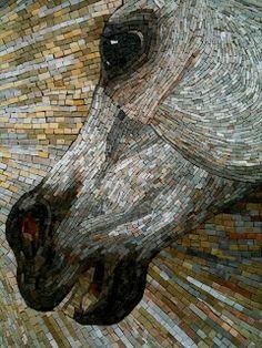 A Work of Mosaic Art