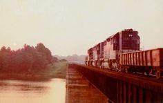 Freight Train (1974) by Hunter-Desportes, via Flickr