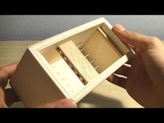 92% Were Not Able To Open This Puzzle Box... Are You? - YouTube