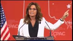 Sarah Palin CPAC 2015 Full Speech. Palin Talks PTSD and Veterans - YouTube