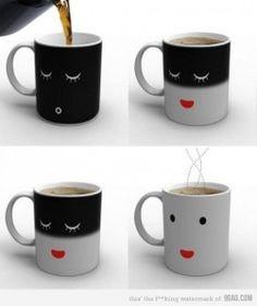 simple and great: heat reactant mug