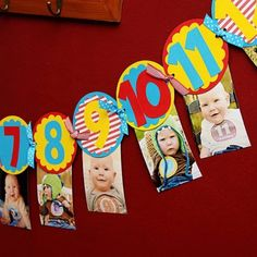 Def doing this for B's first bday