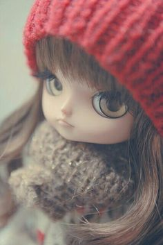 Cute dal doll #winter
