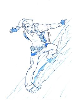 Nathan Drake - Uncharted by ~andersonmahanski on deviantART