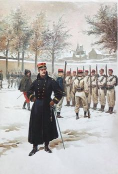 Line Infantry, Military Art, Military History, Army Uniform, Military Uniforms, Crimean War, War Photography, Second Empire, French Empire, French Army