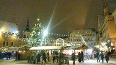 Ti-ti-uu / titiuu72: Joulun iloa - Joulu Tallinnassa