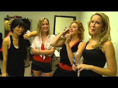 """Pitch Perfect's 'making of' - """"A Capella Boot Camp"""""""