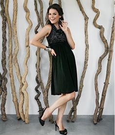 Maya mastectomy dress in Victoria Mesh - Because every woman needs a LBD in her wardrobe..  Little Black Dress  #mastectomy #dress