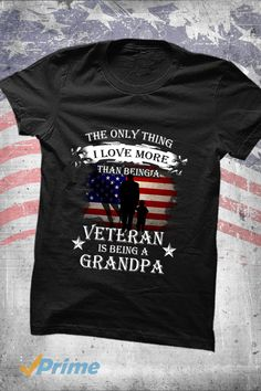 Check out this wonderful veteran T-shirt we found on Amazon.
