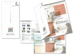 制作実績/パンフレット(規格外・リーフレットタイプ)|アイムアンドカンパニー株式会社