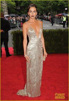 Camilla's make up was really good! Met 2012