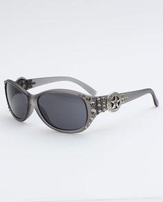 Blazin' Roxx® Ladies' Diamond Star Sunglasses::Accessories::Ladies::New Arrivals::FEATURES::Fort Western Online