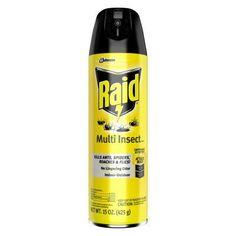Raid 15 oz. Multi Insect Killer - Case of 12 - J30 73868