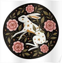 """""""Entangled"""" Art Prints by Laorel Gravure Illustration, Art Et Illustration, Art Inspo, Posca Marker, Vinyl Record Art, Art Populaire, Desenho Tattoo, Pottery Painting, Oeuvre D'art"""