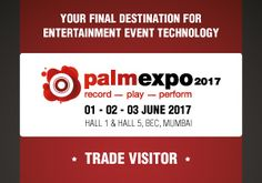 Visitor Registration | PALM™ Expo India 2017