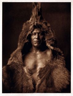 BEARS BELLY 1899 Native American