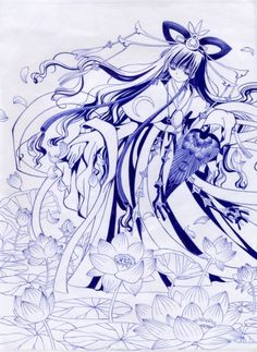 DRAW WITH BLUE BALL PEN .  NON PHOTOSHOPED.