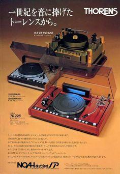 Vintage audio Thorens - www.remix-numerisation.fr - Rendez vos souvenirs…
