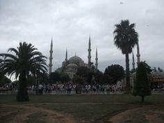 Sultanahmed Camii de İstanbul
