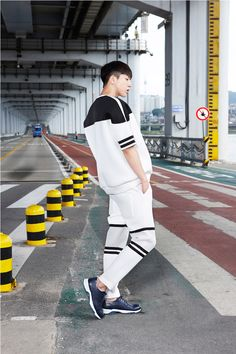 Munsoo Kwon Spring/Summer 2015 Lookbook