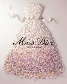 Christian Dior Miss Dior Blooming Bouquet Perfume Christian Dior, Perfumes Dior, Dior Perfume, Fragrances, Miss Dior Blooming Bouquet, Megan Hess, Dior Fashion, Club Fashion, 1950s Fashion